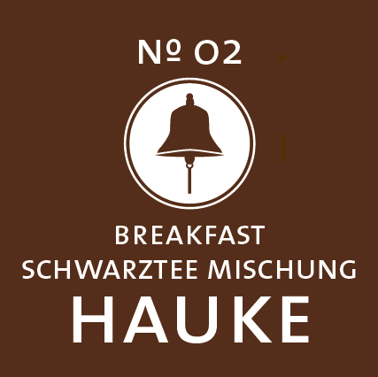 Schlürf | Schwarzer Tee | Hauke Label - 'Macht wach - ohne Krach'