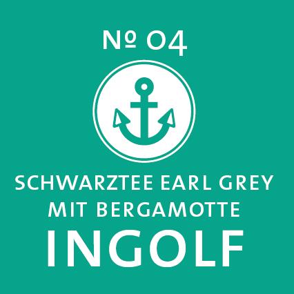 Schlürf | Schwarzer Tee | Ingolf Label - 'Hält was er verspricht'