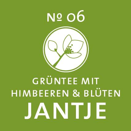 Schlürf | Grüner Tee | Jantje Label - 'Betörend wie ihr Duft'