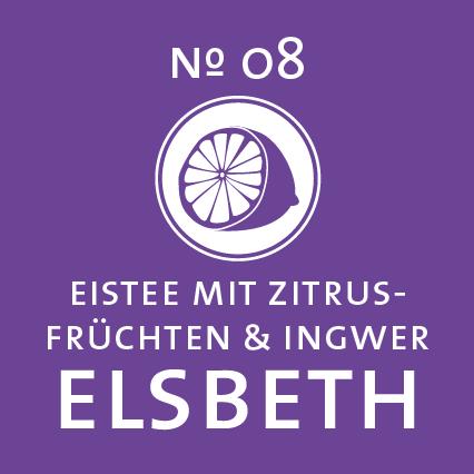 Schlürf | Eistee | Elsbeth Label - 'Exotisch wie ihre Augen'