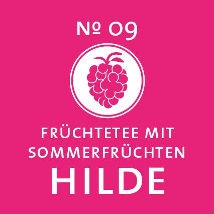 Schlürf | Früchtetee | Hilde Label - 'Süß wie ihre Lippen'