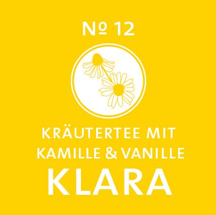 Schlürf | Kräuter- und Vitaltee | Klara Label - 'Gesund wie ihre Ernte'