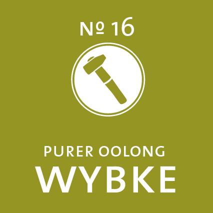 Schlürf | Oolongtee | Wybke Label - 'Natürlich wie ihr Charme'