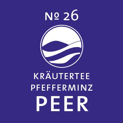 Schlürf | Kräutertee | Peer Label - 'Vitalisierend wie ein Bad im Meer'