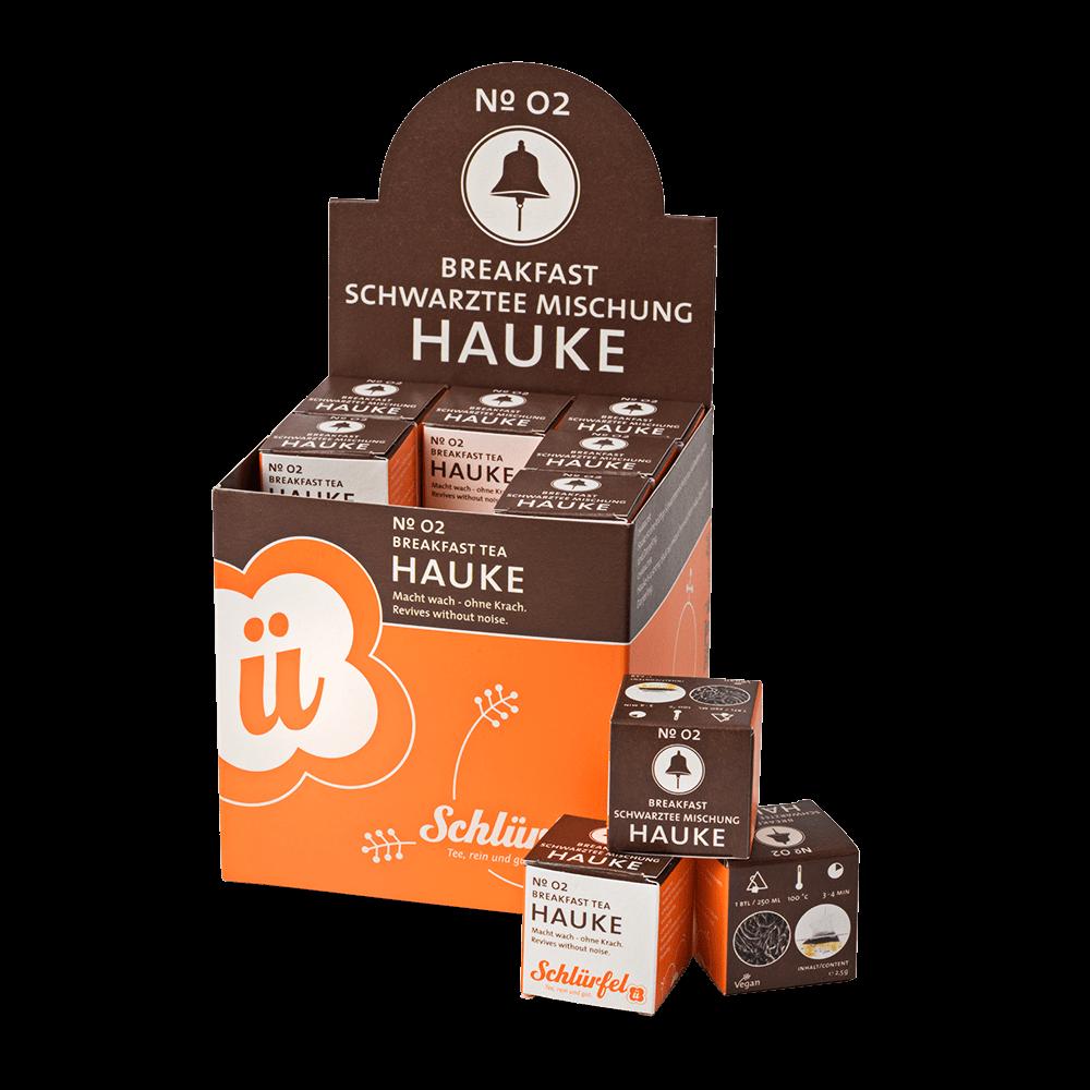 "Breakfast Tea ""Hauke"" No. 02 - Schlürfel"
