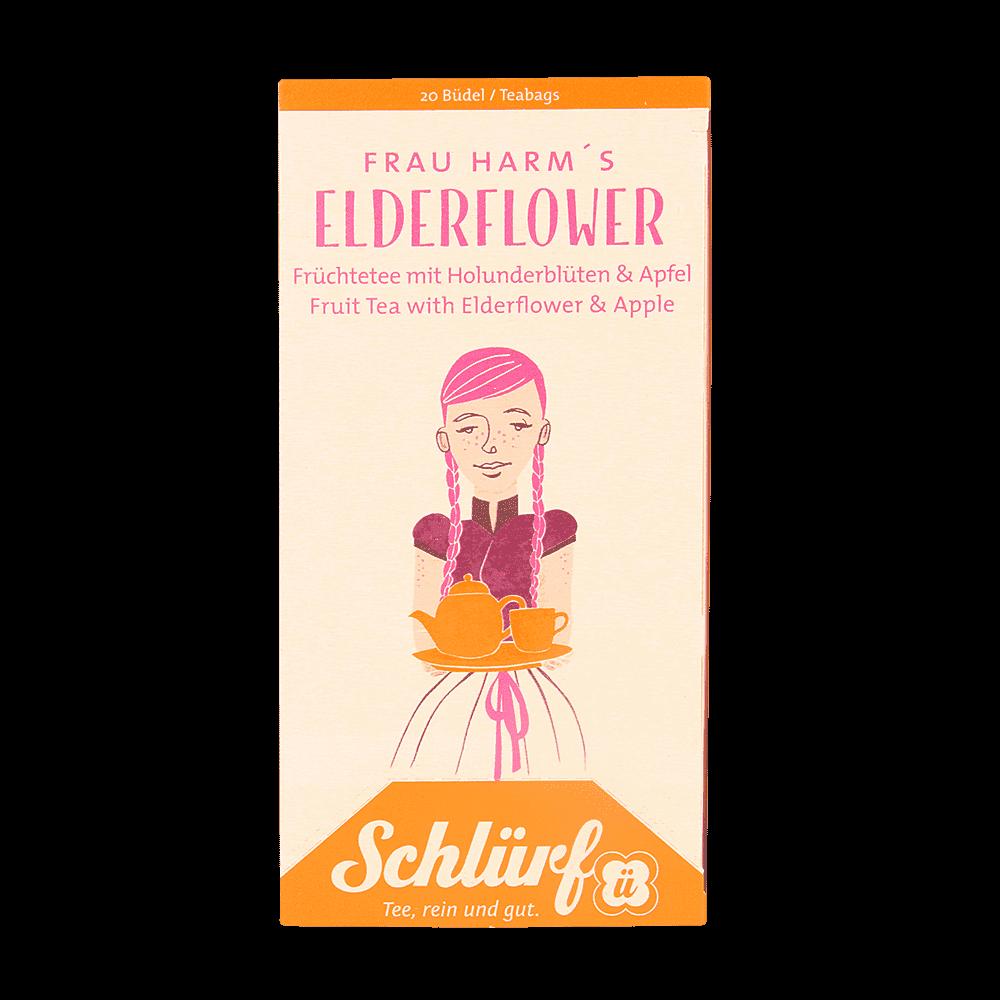 Frau Harms Elderflower - Büdel