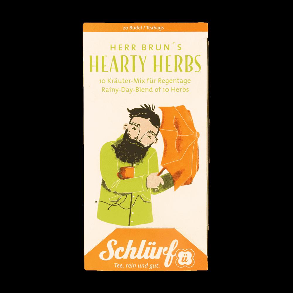 Herr Bruns Hearty Herbs - Büdel