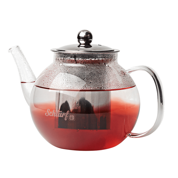 Teekanne Glas 1.000 ml