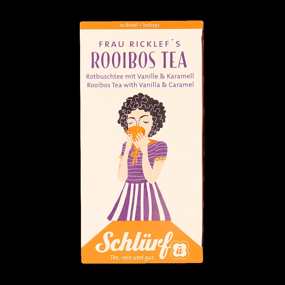 FrauRicklefsRooibos Tea - Büdel