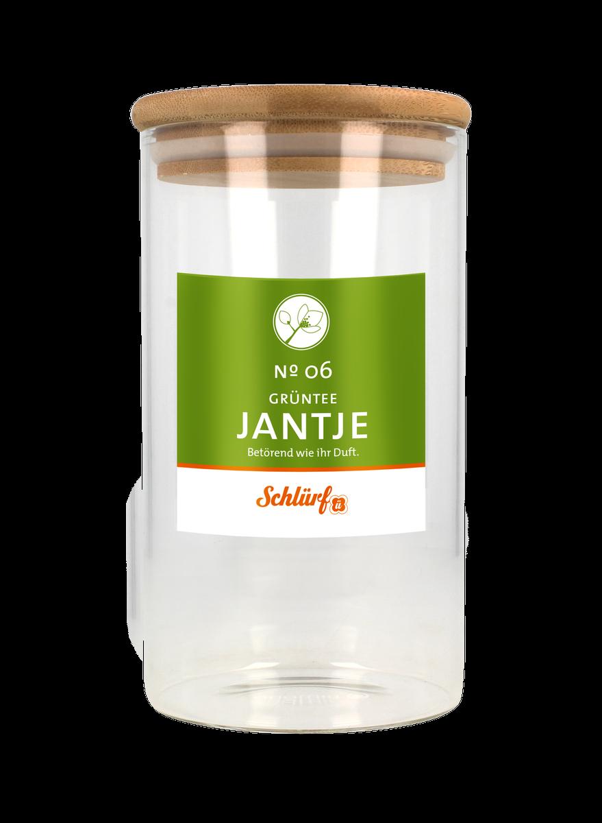 "Grüntee ""Jantje"" No. 06 - Dööse"