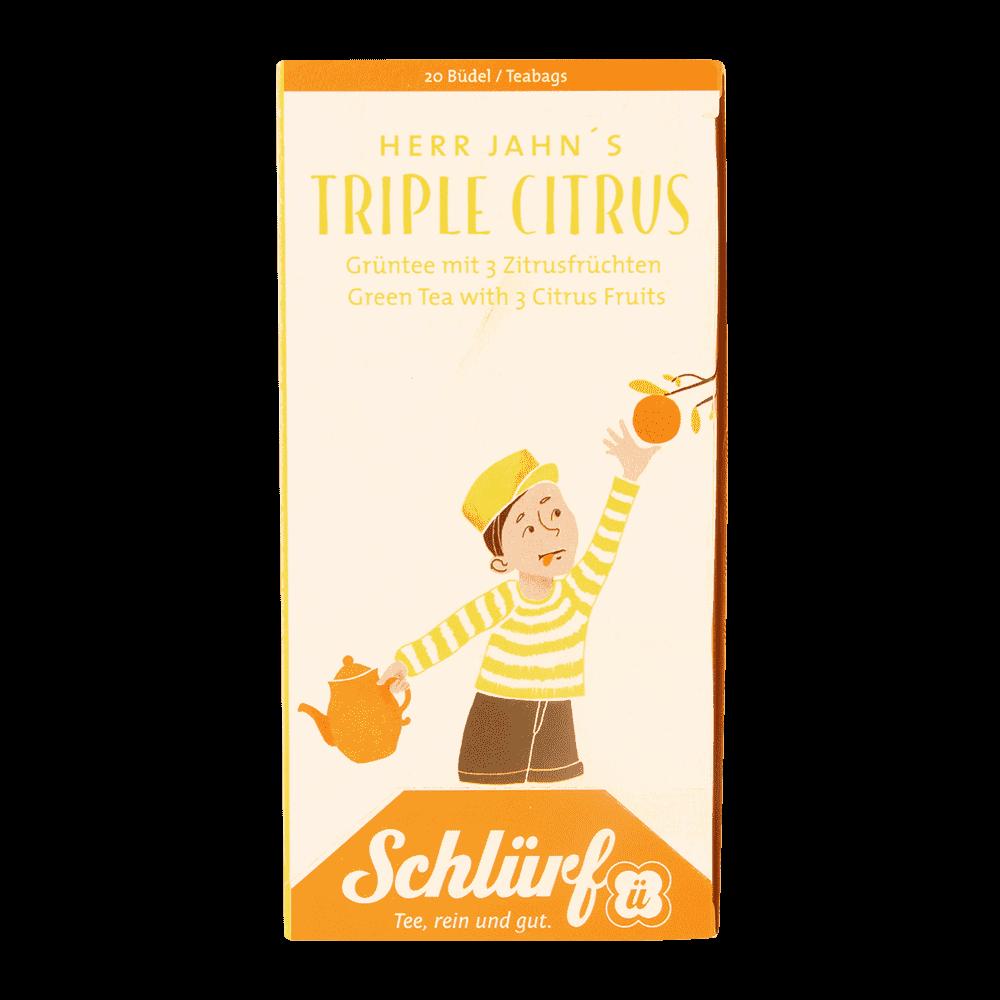 Herr Jahns Triple Citrus - Büdel