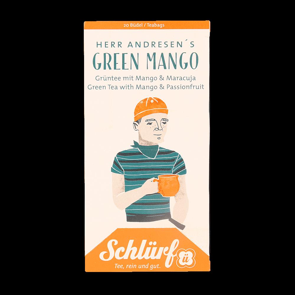 Herr Andresens Green Mango - Büdel