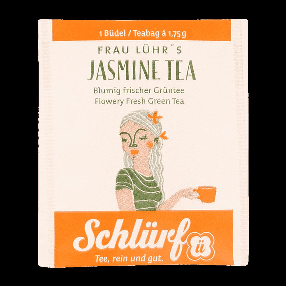 Frau Lührs Jasmine Tea - Büdel