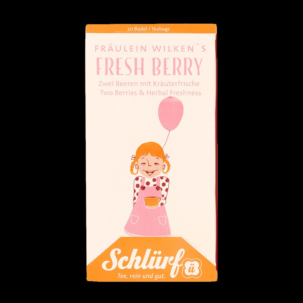 Fräulein Wilkens Fresh Berry - Büdel