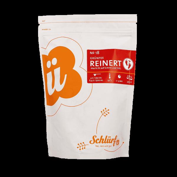 "Grüntee ""Reinert"" No. 18 - Beutel"