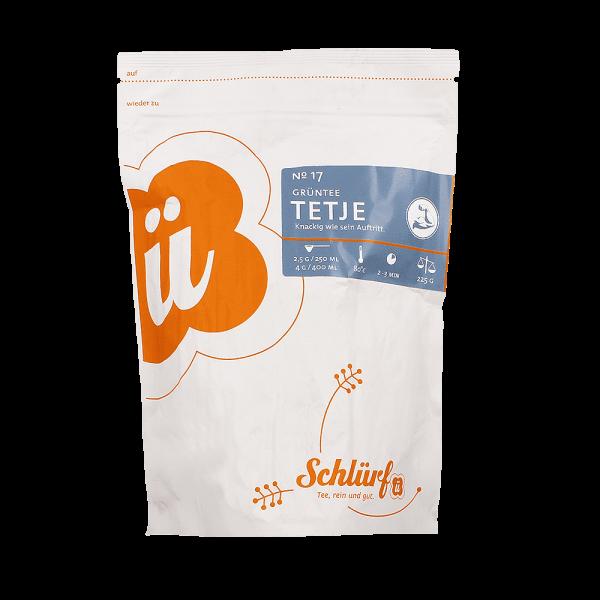"Grüntee ""Tetje"" No. 17 - Beutel"